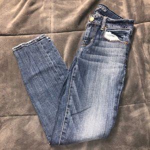 ❌Women's American Eagle skinny jeans 4 short